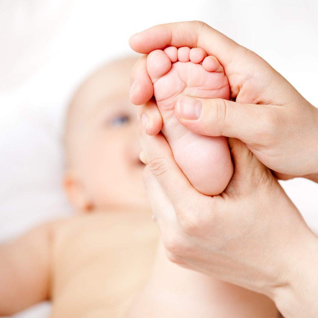 children's massage